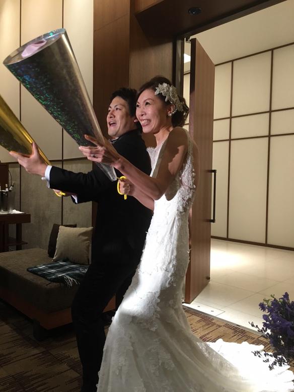 Y家 結婚式