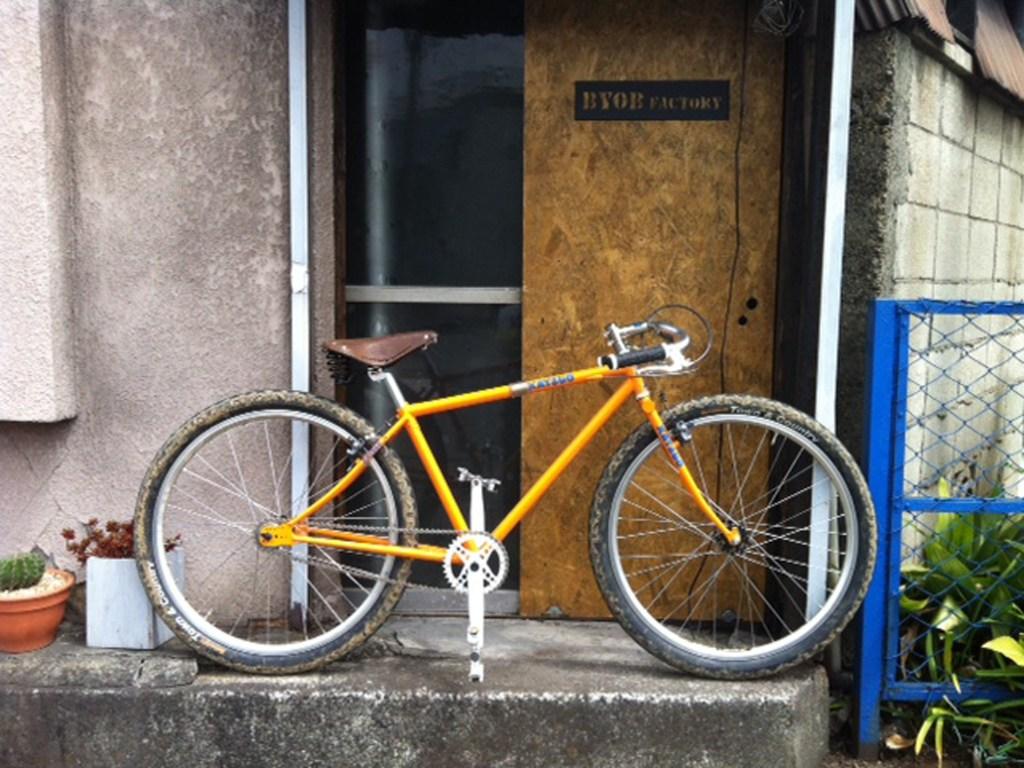 cicli KATSUO 自転車  横