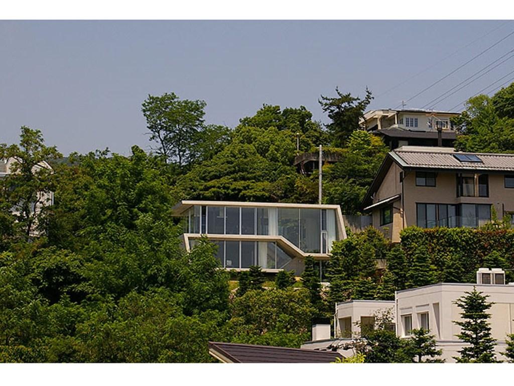 目神山の家 RC住宅 建築家