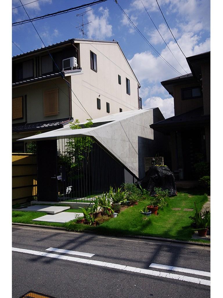 針屋町の家 RC住宅 建築家