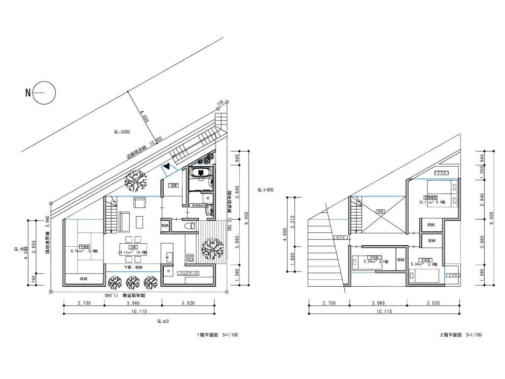 建築家の家