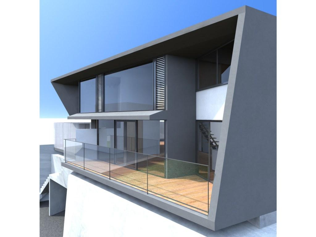 造形的な家