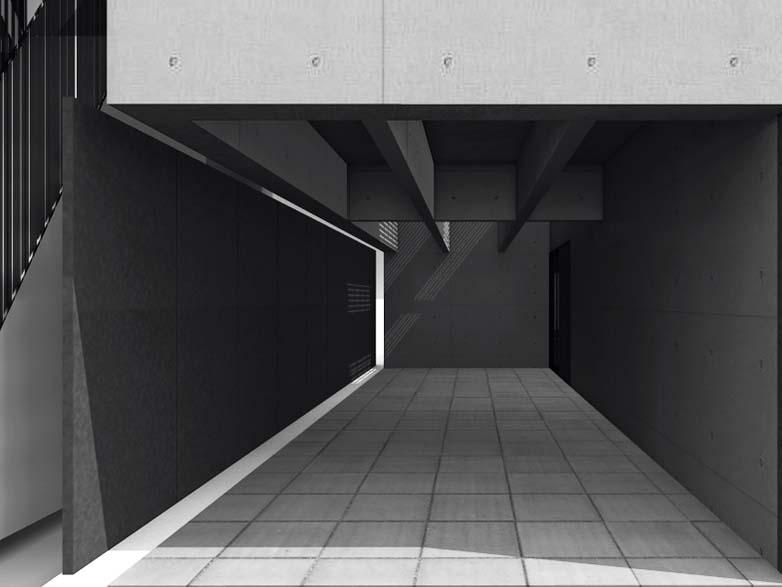 RC造 京都の建築家