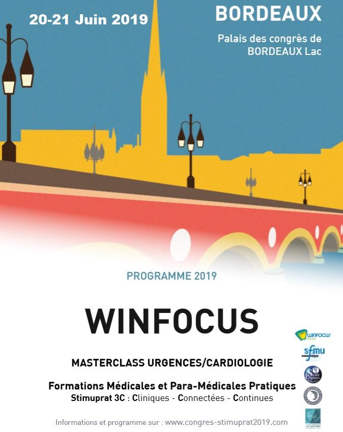 Venez vous former à l'échographie d'urgence à Bordeaux  les 20 et 21 Juin 2019 !