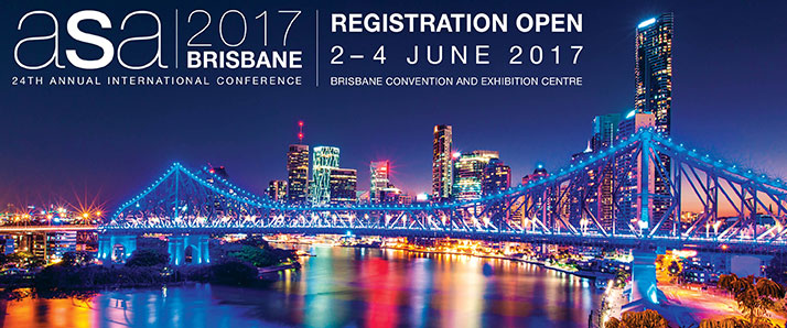 Echo education - ASA Brisbane 2017
