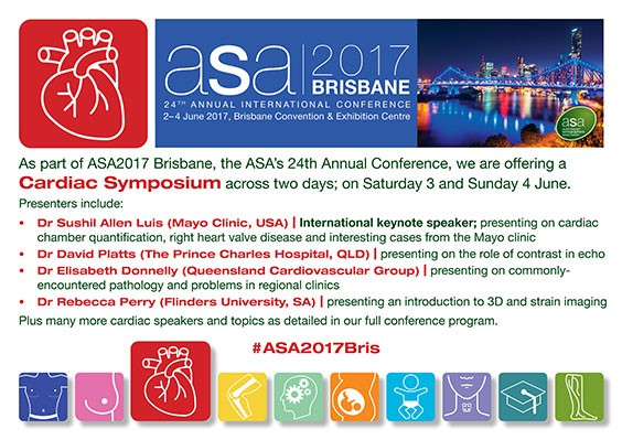 Echo education - ASA 2017 Brisbane
