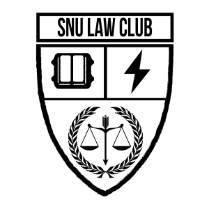 The SNU Law Club Shield
