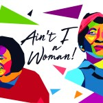 "The poster for ""Ain't I a Woman"""
