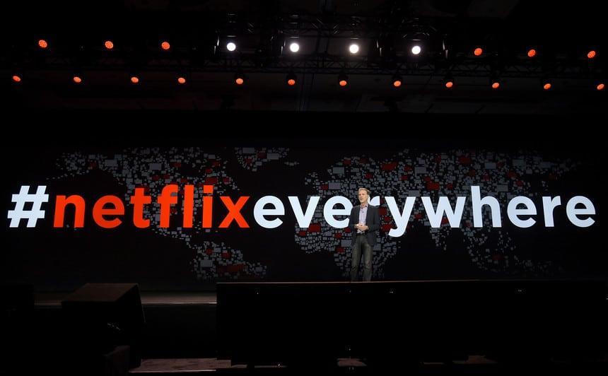 Netflix aumenta os preços nos Estados Unidos e França