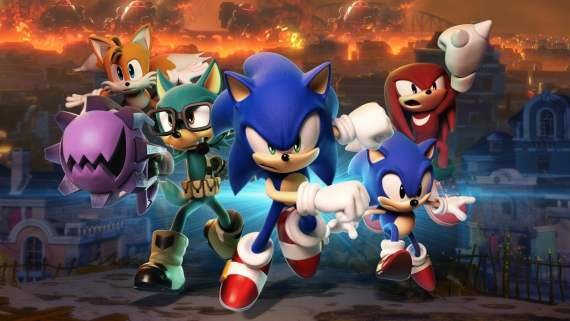 Análise – Sonic Forces