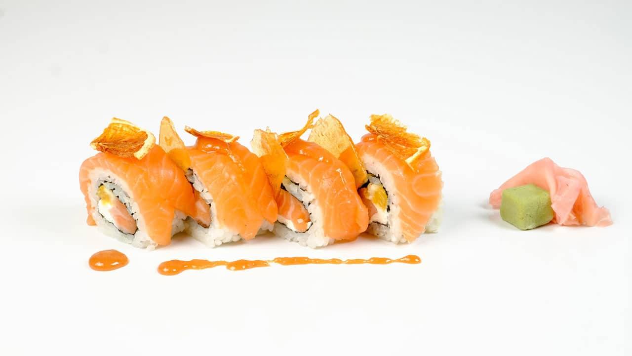 Salmon Caramel Maki