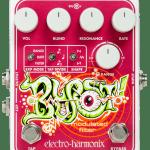 Electro-Harmonixからモジュレーションフィルターペダル「Blurst」が登場