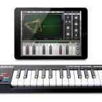 Akai Professional、iPhone/iPadをワイヤレスでコントロールできる、Bluetooth MIDIキーボード「LPK25 Wireless」を発売