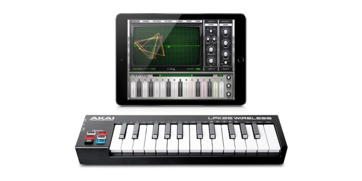 AKAI Professional - LPK25 Wireless