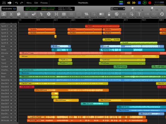 Auria Pro - Mobile Music Production