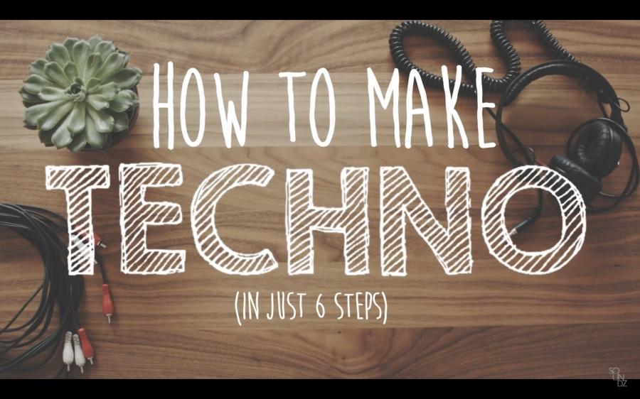 テクノミュージックを作るのなんて簡単!?テクノミュージックの作り方動画「How to Make TECHNO」が面白い!