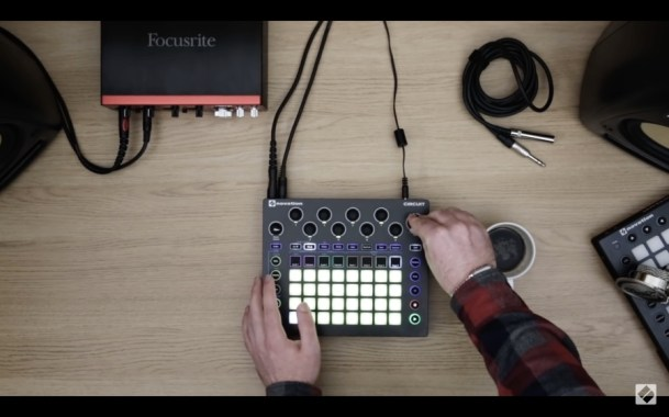 Novation // Circuit Performance - Danny Nugent