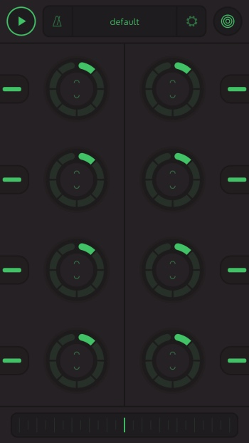 Reactableの新感覚MIDIシーケンサーiPhoneアプリ「STEPS - MIDI Sequencer by Reactable」