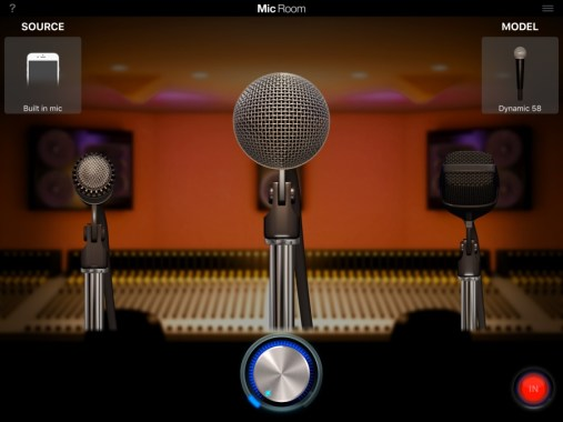 IK Multimedia - Mic Room
