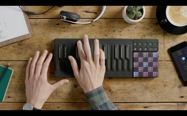 Seaboard Block - Play it Anywhere