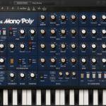 KORG、クラシック・アナログ・シンセサイザー「Mono/Poly」をiOSで再現!「KORG iMono/Poly」をリリース!