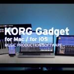 iOS・Macのガジェット音楽制作ソフト「KORG Gadget」がMac 1.5 / iOS3.5にアップデート!半額セールも!