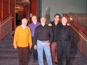 John Diliberto with The Paul Winter Consort