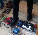 Janel & Anthony FX pedals