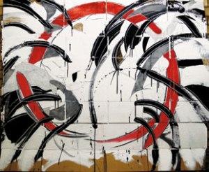 Karl Hyde Painting
