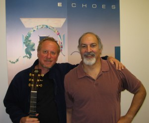 Will Ackerman & John Diliberto
