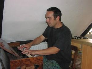 Roger Eno in Clerestory