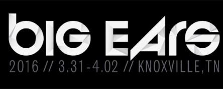 Big Ears 2016 Logo