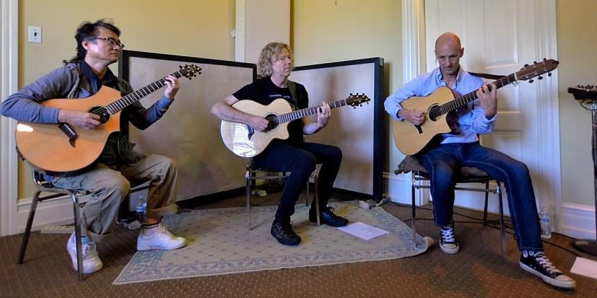 California Guitar Trio 2016