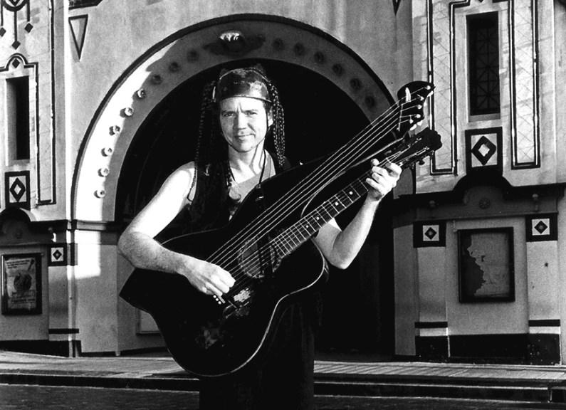 Michael Hedges & Harp Guitar