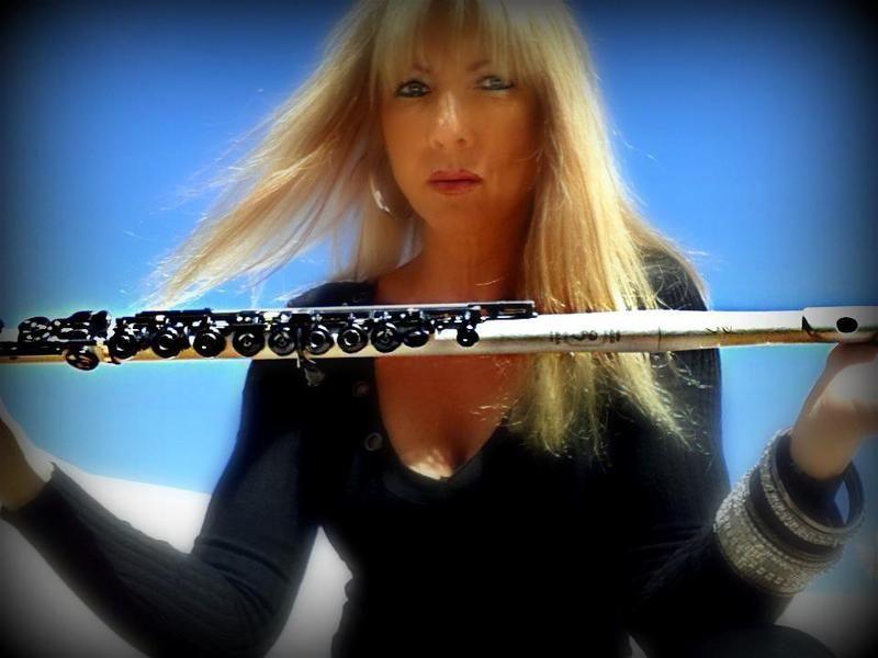 Sherry Finzer-Alto Flute