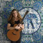 Michele Qureshi-Guitar-Tapestry