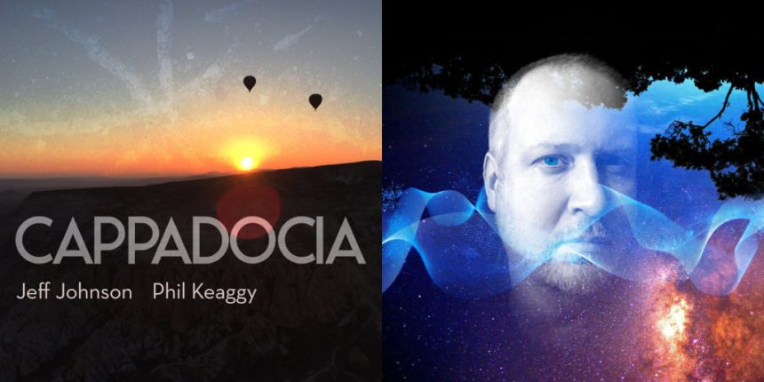 Pnhil Keaggy-Jeff Johnson Cappadocia Cover and Eleon