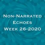 Week 26-2020