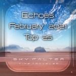 February 2021 Top 25