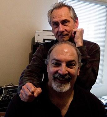 Jon Hassell and John Diliberto