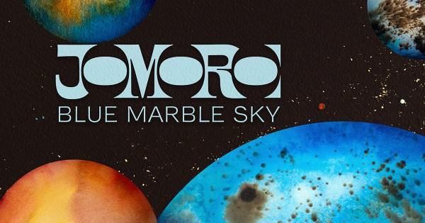 Jomoro Blue Marble Sky