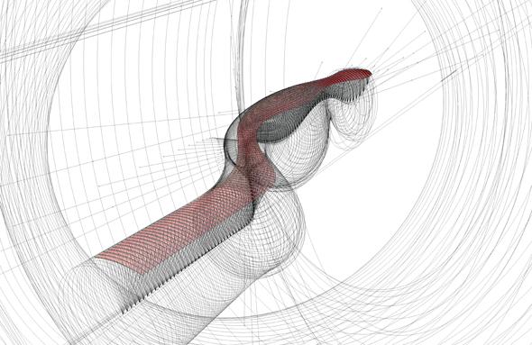 2009-06-14 3D model scripted 100