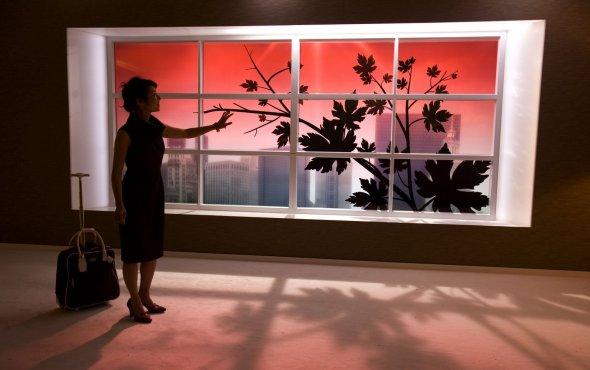 Daylight - a hotel scenario for the future