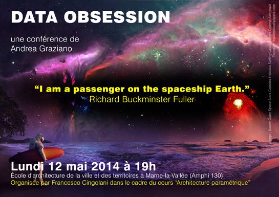 DATA OBSESSION by Andrea Graziano