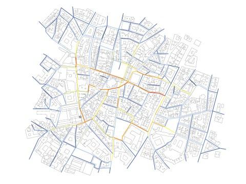 urban network analysis