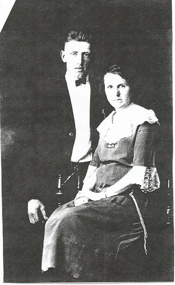 Claude and Carra Shepherd