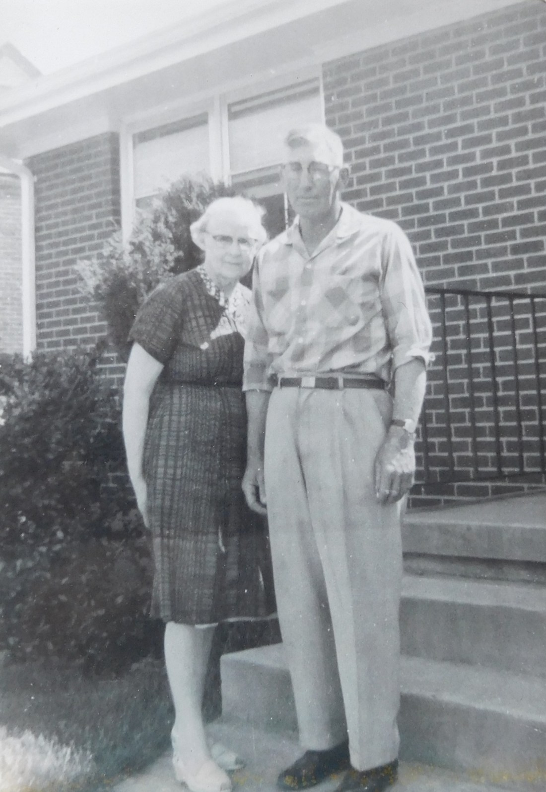 Carra and Claude Shepherd