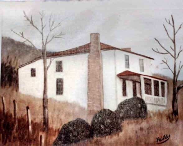 paintingofShepherddsHouse