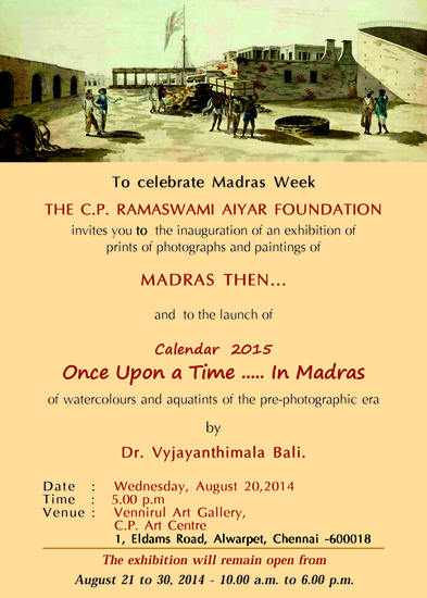 Madras day 2014 Invitation copy