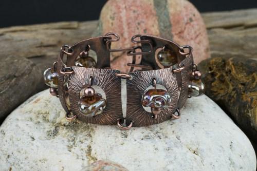 square-copper-lampwork-bracelet7